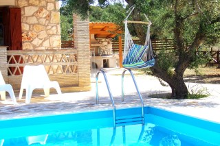 three bedroom villa alegria big pool