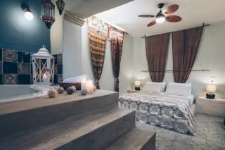 three bedroom villa alegria facilities