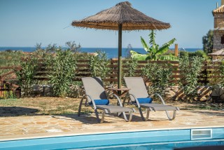 three bedroom villa alegria pool