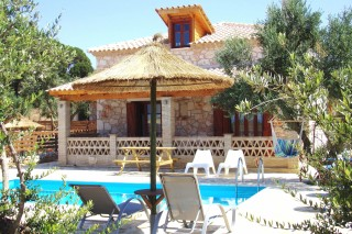 two bedroom villa alegria big pool