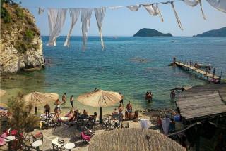 zakynthos alegria villas beach coast