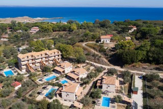 alegria villas in zakynthos panoramic view