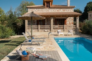 facilities alegria villas complex with pool