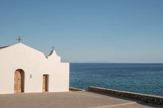 zakynthos island alegria villas church