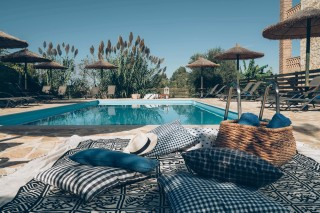 zakynthos private villas with swimming pool alegria